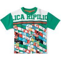 Blusa Lilica Ripilica Infantil - 10111541I Verde
