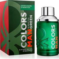 Perfume Masculino Colors Man Green Benetton Eau De Toilette 100Ml - Masculino-Incolor