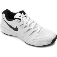 Tênis Nike Air Zoom Prestige Hc Masculino - Masculino-Branco+Chumbo