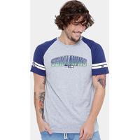 Camiseta Seattle Seahawks New Era Vintage Masculina - Masculino