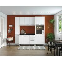 Cozinha Henn Smart 4 Peças Fendi Com Branco