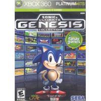 Sonic Ultimate Genesis Collection - Xbox 360 - Unissex
