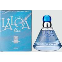 Perfume Feminino Laloa Blue Femme Via Paris Parfums - Eau De Toilette 100Ml