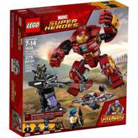 Lego Super Heroes - Disney - Marvel - Vingadores - Guerra Infinita - Ataque Destruidor Hulkbuster - Unissex-Incolor