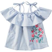 Blusa Ombro A Ombro Infantil Malwee Kids