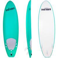 Prancha De Surf 5.8 Mini Fun Brasil Natural Azul Verde Escuro/Branco