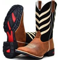 Bota Country Texana Ramon Boots Marrom