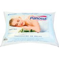 Travesseiro Malha 50Cm X 70Cm Lavável - Panosul