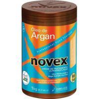 Creme Tratamento Óleo De Argan 1Kg Novex - Feminino-Incolor