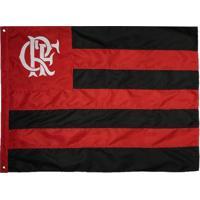 Bandeira Flamengo 1 1/2 Panos - Unissex