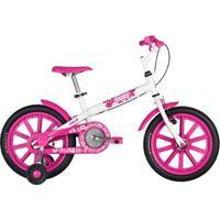 Bicicleta Caloi Luli Infantil - Aro 16 - Feminino