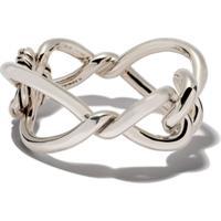 David Yurman Bracelete 'Continuance Bold' De Prata - Ss