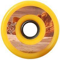 Roda San Clemente Longboard 76Mm Silk Yellow 80A