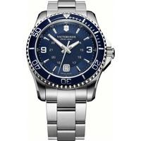 Relógio Victorinox Swiss Army Masculino Aço - 241602