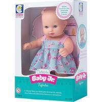 Boneca Baby Junior Fofinha - Cotiplás - Tricae