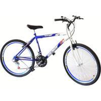 Bicicleta Aro 26 Wendy Caero,Pneu Slik,18M - Unissex