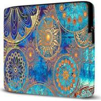 Capa Para Notebook Isoprene Filtro Dos Sonhos Amuleto 15.6 À 17 Polegadas Com Bolso Feminina - Feminino
