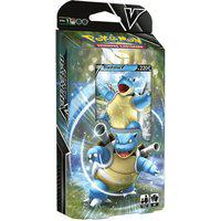 Baralho De Batalha Pokémon Blastoise V - Copag