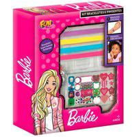 Barbie Kit Braceletes E Pingentes - Fun Divirta-Se