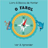 Livro & Blocos De Montar: O Farol - Editora Yoyo Books