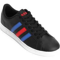 Tênis Adidas Vs Advantage Masculino - Masculino-Preto+Azul