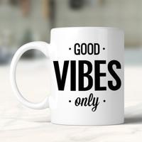 Caneca Good Vibes