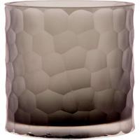 Vaso De Vidro Decorativo Charmey P - Light Grey