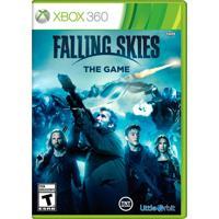 Jogo Falling Skies: The Game Para Xbox 360 (X360) - Majesco