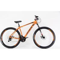 Bicicleta Akron Aro 29 Freios A Disco 21 Marchas Kit Shimano - Unissex