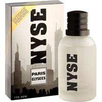 Nyse De Paris Elysees Eau De Toilette Masculino 100 Ml