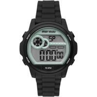 Relógio Digital Mormaii Mo1462A8P - Feminino-Preto