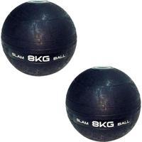 Bolas Medicine Slam Ball Para Crossfit 8Kg - Liveup - Unissex