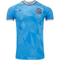 Camisa De Goleiro Do Bahia I 2020 Esquadrão - Masculina - Azul Claro