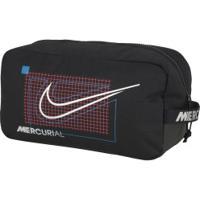 Porta-Chuteira Nike Mercurial Academy - Preto/Cinza Claro