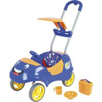 Carrinho De Passeio Infantil Homeplay Kids Car Azul