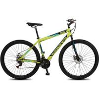 Bicicleta Colli Sparta Mtb A29 21M Aro Aero Freios A Disco - 415 - Unissex