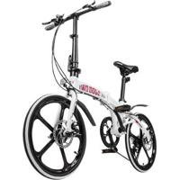 Bicicleta Two Dogs Pliage Alloy - Unissex