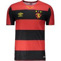 Camisa Umbro Sport Recife I 2019 N°10 - Masculino