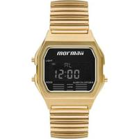Relógio Mormaii Vintage Feminino - Feminino-Dourado