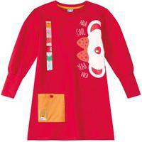 Vestido Lilica Ripilica Infantil - 10112366I