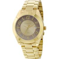 Relógio Analógico Condor Feminino - Co2115Te/4X Dourado