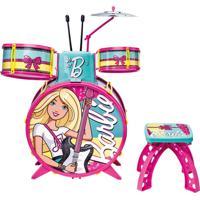 Barbie Bateria Infantil 2011 Fun Divirta-Se
