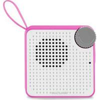 Caixa De Som Mini Bluetooth Speaker 5W Rosa Multilaser - Sp311 Sp311