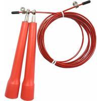 Corda Crossfit Speed Rope Bounce Ar-05 - Preto - Unissex