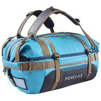 Bolsa De Transporte Trekking Viagem Extend 40 A 60 Litros - Trekking Bag Extend 40/60 Blue, 40L