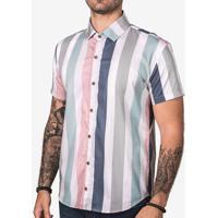 3ef587e66d Camisa Social Masculina Brooksfield - MuccaShop