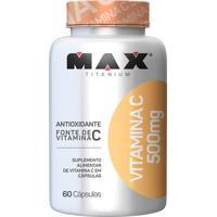 Vitamina C 500Mg- 60 Cápsulas- Probioticaprobiotica