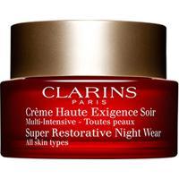 Creme Hidratante Anti-Idade Clarins Mult-Intensive Haute Exigence Soir 50Ml - Feminino-Incolor