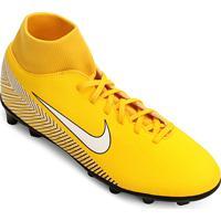 Netshoes  Chuteira Campo Nike Mercurial Superfly 6 Club Neymar Fg - Unissex 7a9f151a35af1