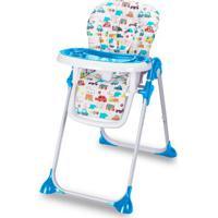 Cadeira De Alimentação - Baby Meal - Azul - Dican